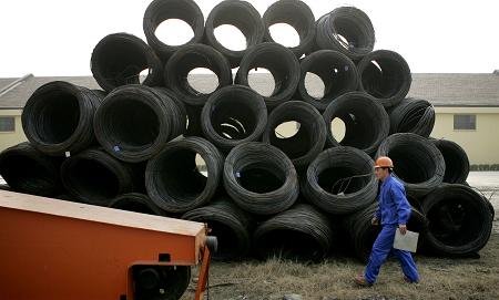 中国钢企应从高端市场破局