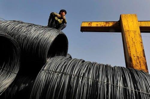 中钢网:钢价虽涨 勿忘出货